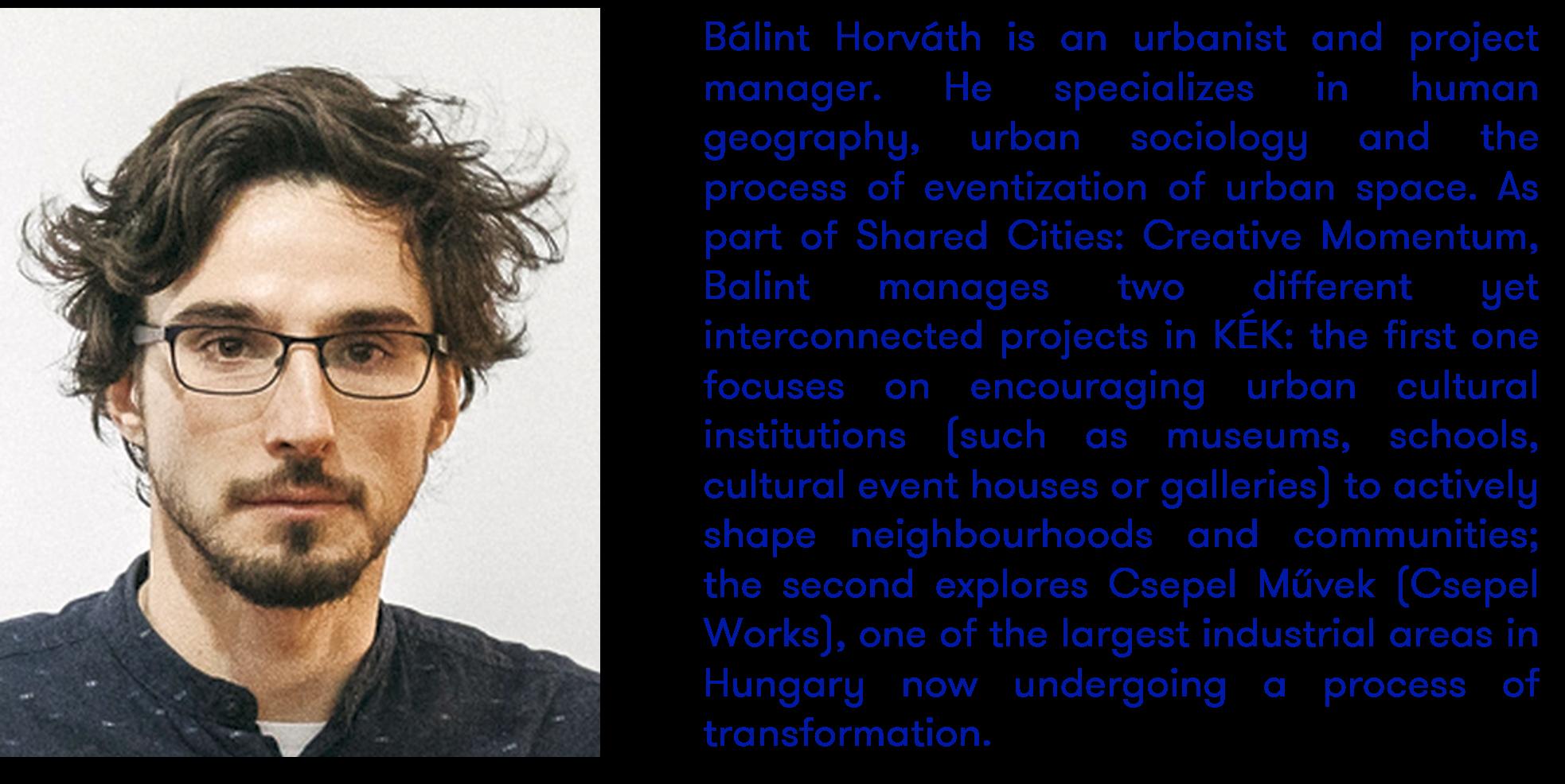 Bálint Horváth Picture + Bio