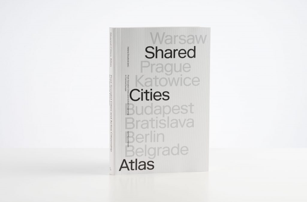 Cover of Shared Cities Atlas
