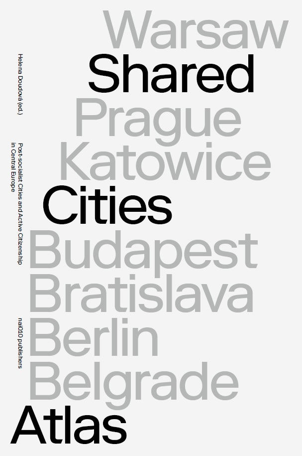 Shared Cities Atlas Cover