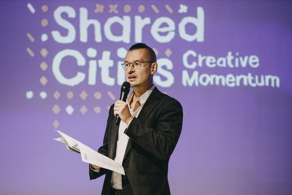 Osamu Okamura at Shared Cities: The Finale