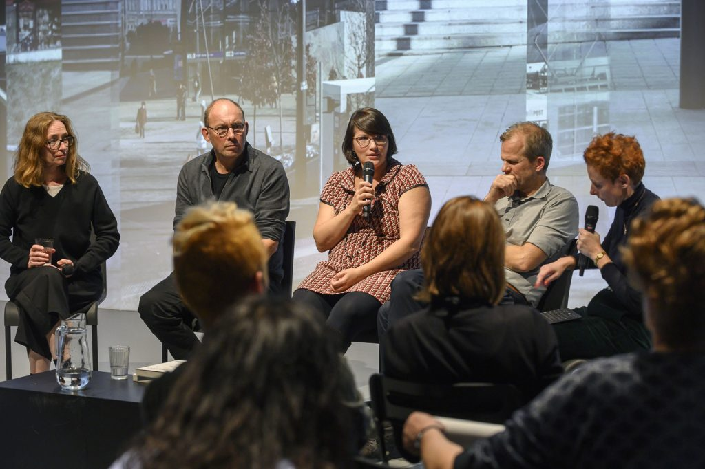 3. Panel: Activism and Politics of Urban Space in Central Europe